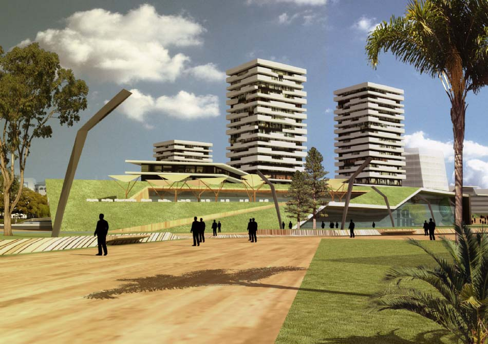 DRAGOS URBAN DESIGN PROJECT