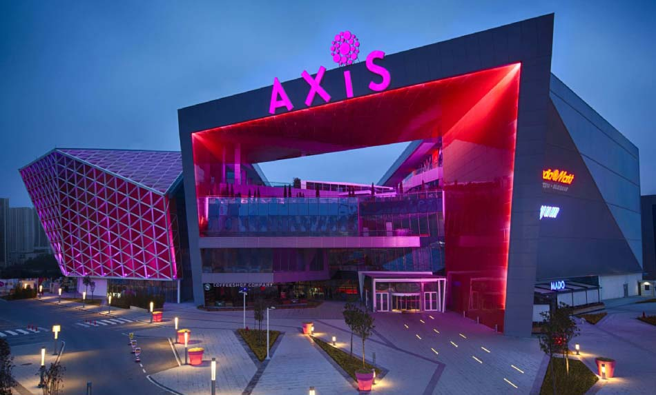 AXIS SHOPPING MALL